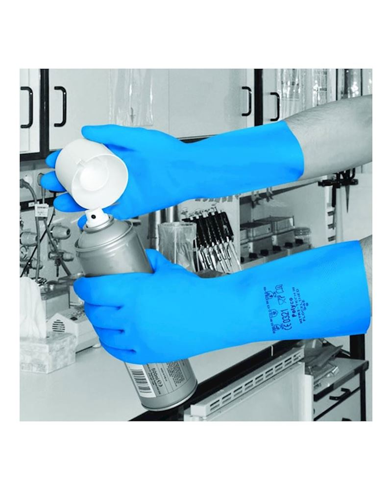 Guide to EN 374 2016 Glove Chemical Resistance