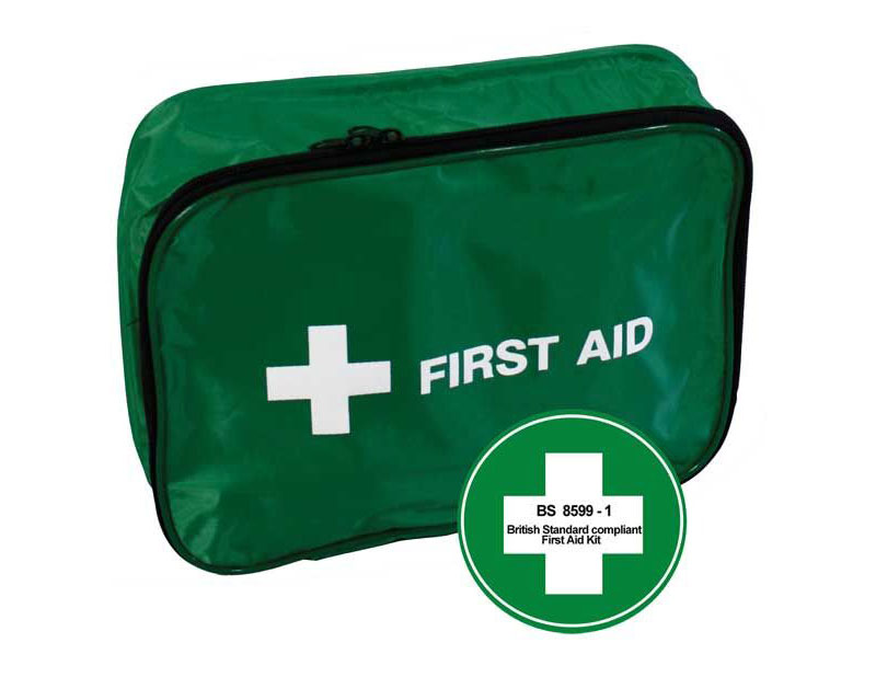 New BSI standard First Aid Kits