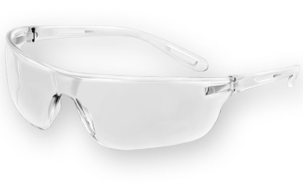 JSP Stealth 16g Clear and Smoke Anti-Scratch Spectacles
