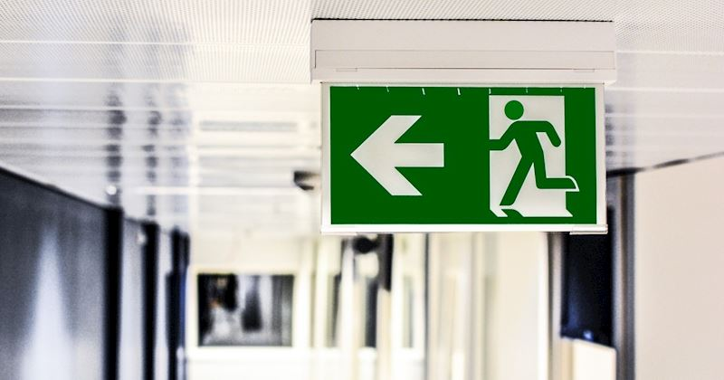 Compulsory Safety Signs for all UK Workplaces