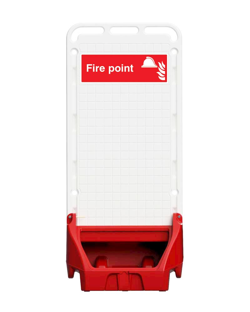 SitePoint Fire Point Stand
