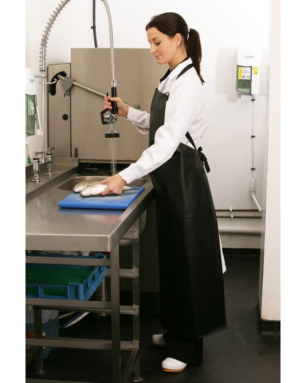 Pvc Apron From Aspli Safety