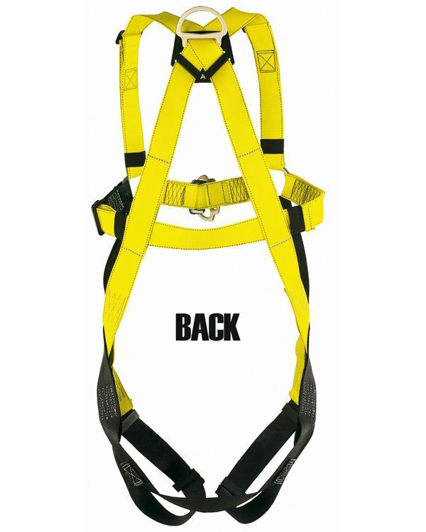 Extra Large Fall Arrest Safety Harness