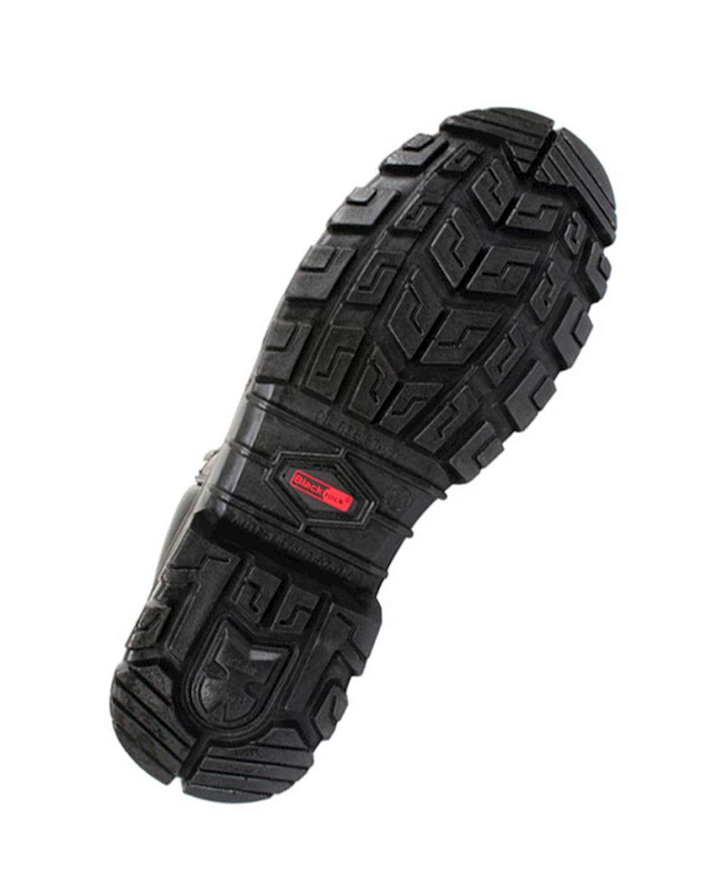 7cbde9351bc Black Rigger Boots Fur Lined - Steel Toe & Midsole By Blackrock
