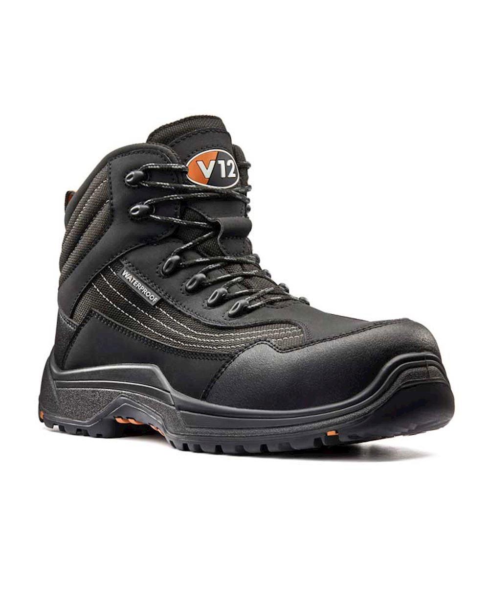 8d62d631e V12 Caiman Waterproof Safety Hiker Boot