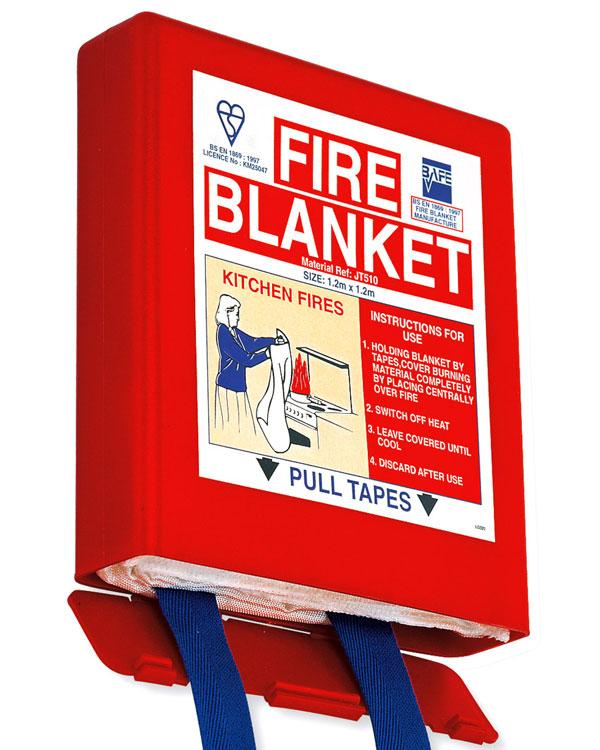 Fire Blanket From Aspli Safety