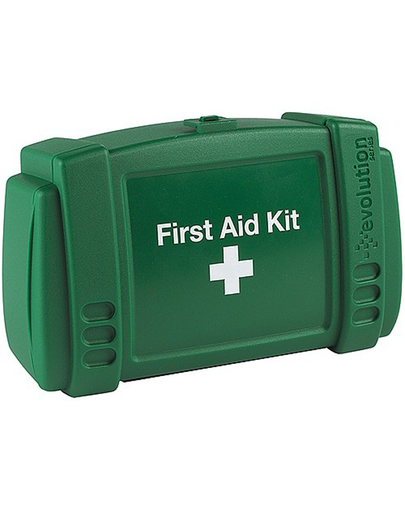 First Aid Kit One Person. Travel Kit  From Aspli Safety