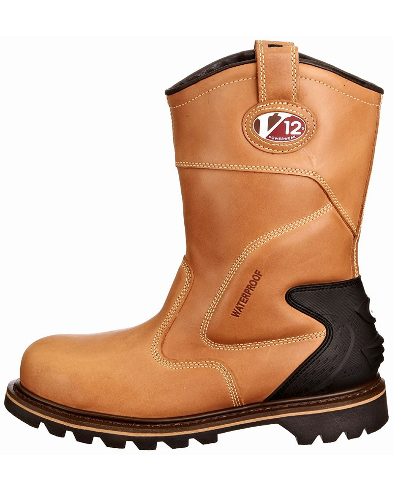 9070e1f8165 V1250 Tomahawk Safety Rigger Boots