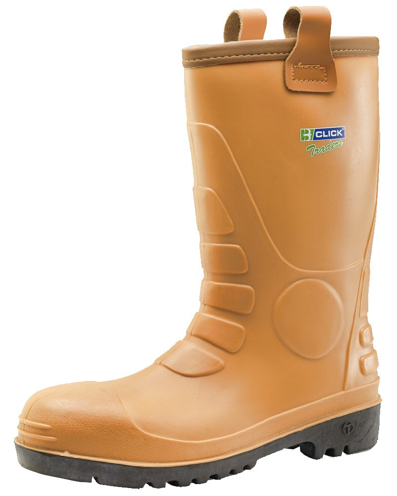 4b8c61d4eb5 Rigger Style Safety Wellingtons - Eurorig