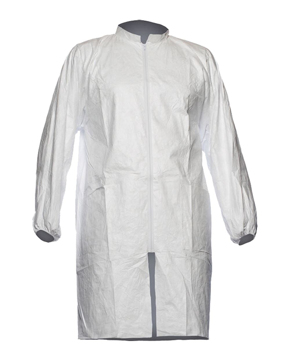 Tyvek 500 Lab coat PL309 - Small | From Aspli Safety