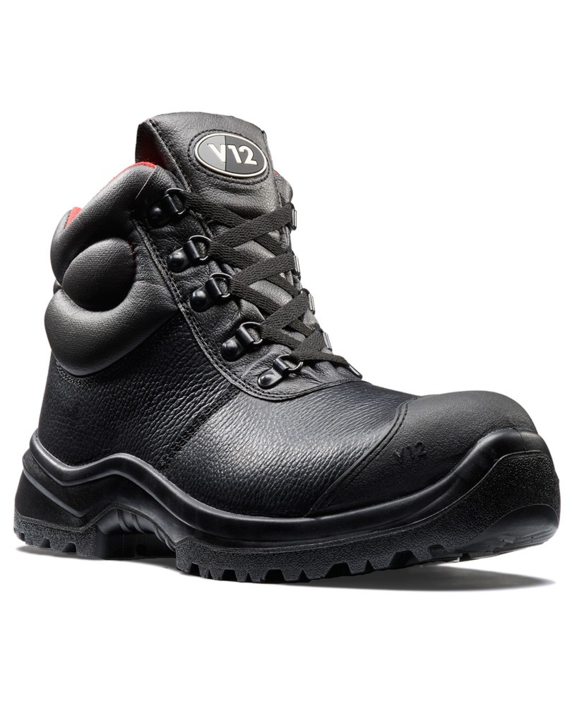 1b9a14419 V12 Rhino S3 Safety Boots With Scuff Cap And Midsole