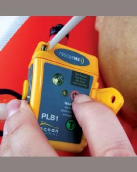 PLB Rescue Me1 Personal Locator Beacon