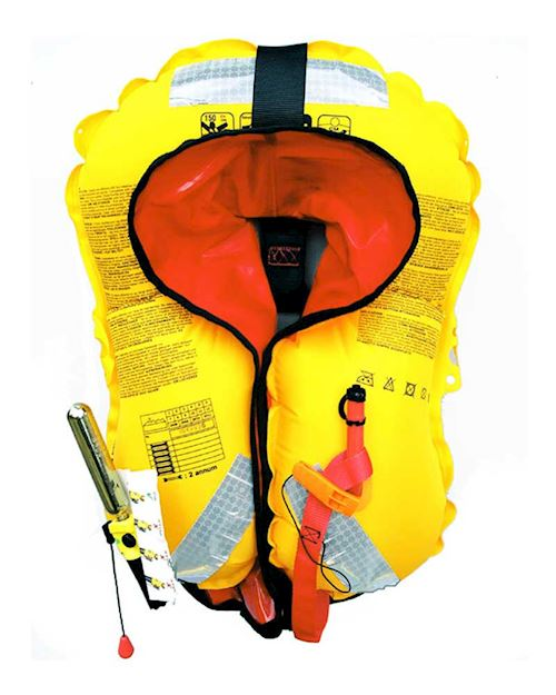 Aspli 150 Automatic CO2 PVC Protected Lifejacket