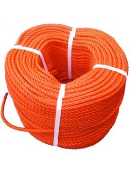 Polyethylene Floating Orange Lifeline 220 Metre Coil