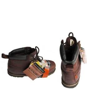 Buckler B750SMWP Waterproof SBP Brown Safety Boot
