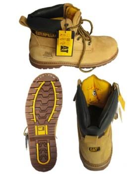 Cat Holten SB Safety Boot Honey