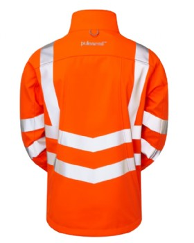 High Visibility Softshell Orange By Pulsar
