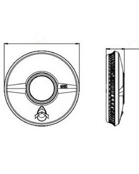 Smoke Detector - Smoke Alarm 10 Year Battery