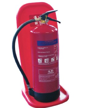 Jonesco Single Fire Extinguisher Stand