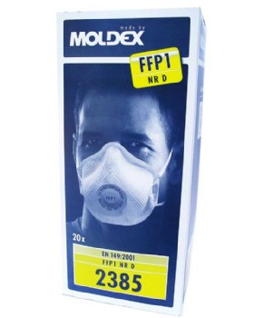 Moldex 2385 FFP1 Nr D Dust Mask