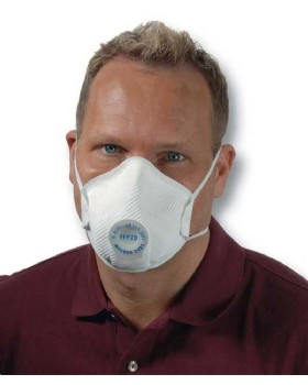 Moldex 2485 FFP2 Nrd Disposable Dust Mask