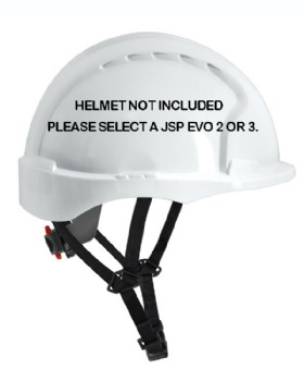 Linesman Chin Strap 4 Point For JSP Evo 2 - 3 Helmets