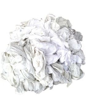 Rags White Washed 10kg
