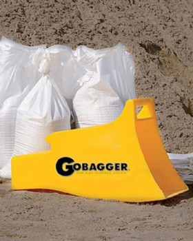 Gobagger Sand Bag Filling Tool - Sandbag Scoop
