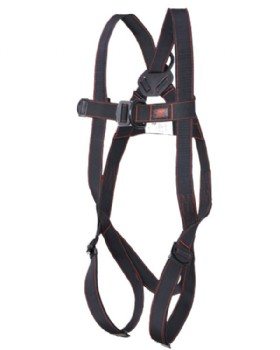 Pro-Fit 2-Point Safety Harness Front & Rear Attachment