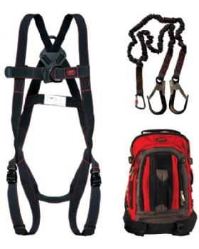 Pro-Fit Twin Scaffolders Kit :  Safety Harness