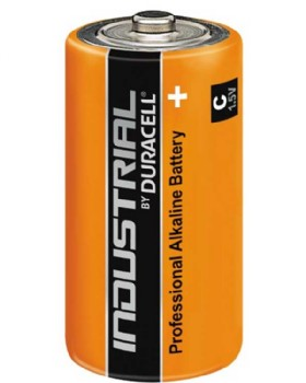 Duracell Industrial C  Alkaline Batteries 1.5V (Pack Of 10)