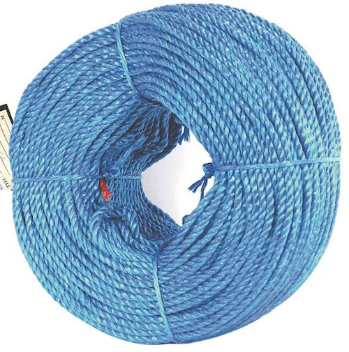 Blue Polypropylene Rope 220m X 6mm