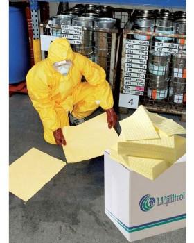 Chemical Spill Kit 15 Litre By Fosse Spilkleen