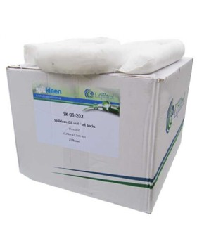 Maintenance Absorbent Socks For Spillage Containment