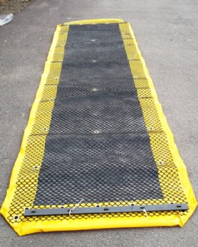 Farm - Tractor Biosecurity Disinfectant Mats