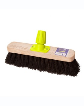 11 Inch Stiff Bassine Broom head With Socket