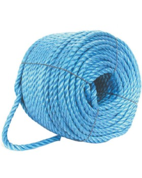 220m X 16mm Blue  Polypropylene Rope