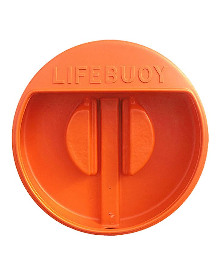 Lifebuoy Housing For 24 Inch Lifebuoys Rail Mounted