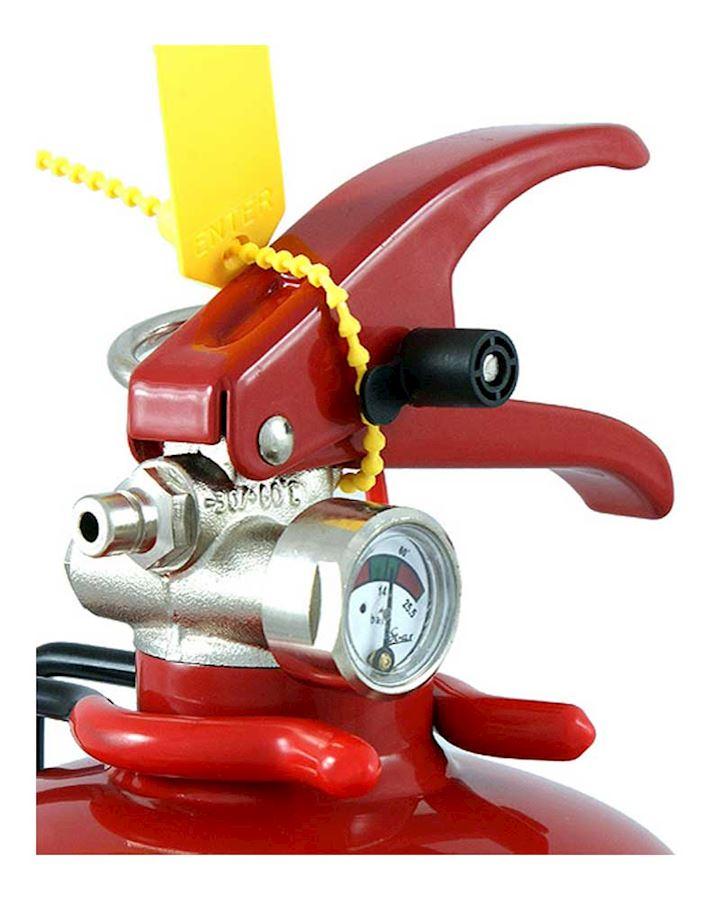 2kg Dry Powder Fire Extinguisher  - PowerX