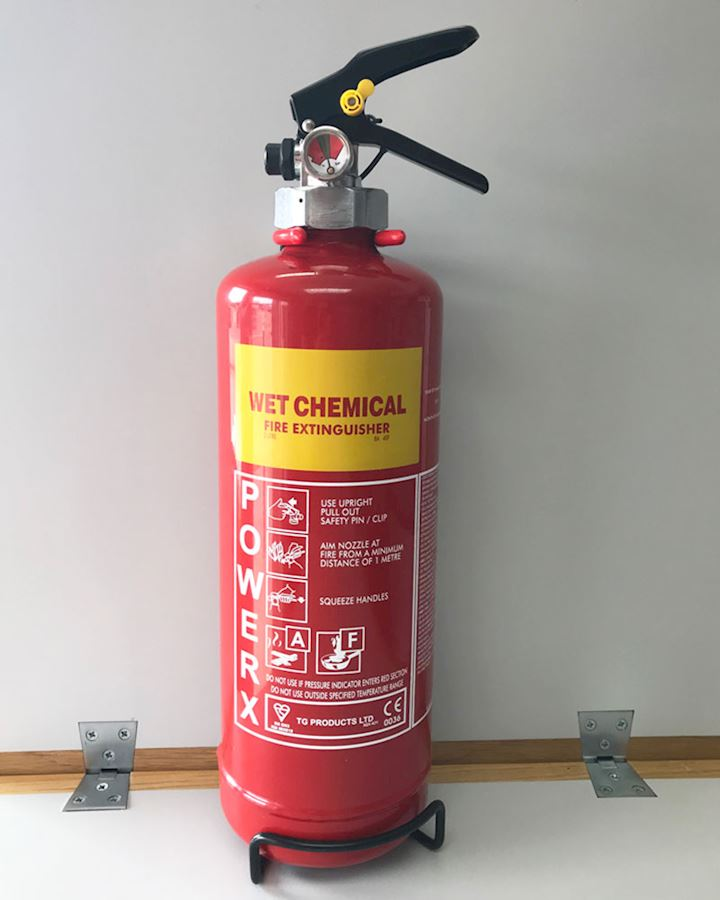 2l F Class Wet Chemical Extinguisher