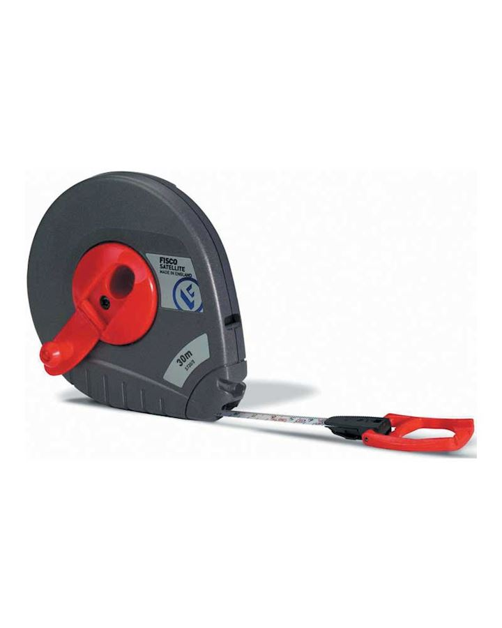 Tape Measure 30 Metre - Fisco Satelite