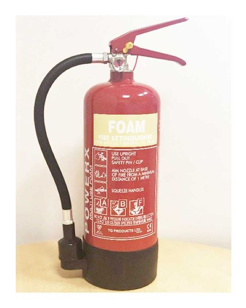 3 Litre Multi Use Foam Extinguisher