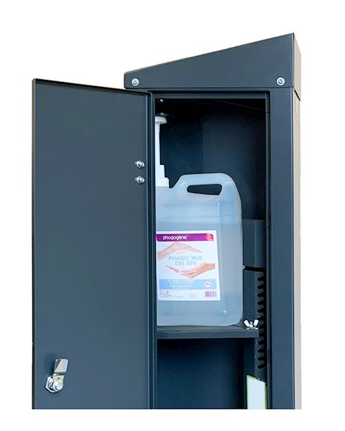 Pedal Operated 5L Gel Dispenser - Touch free