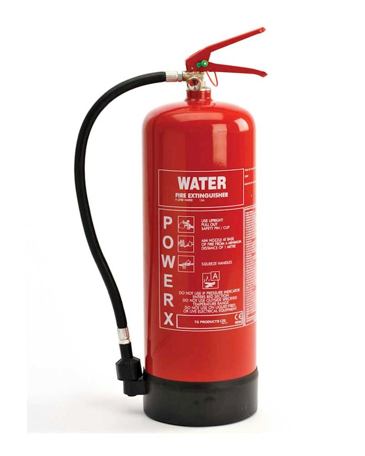 9L Water Fire Extinguisher