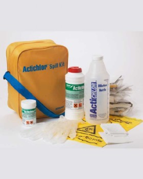 Actichlor Spill Kit For Blood Spills