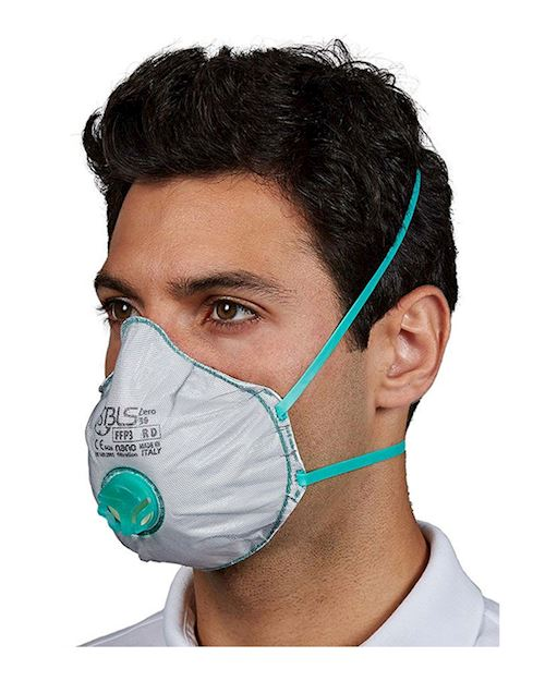 Zero 31 FFP3 R D Cut Shaped Face Mask - Box of 10