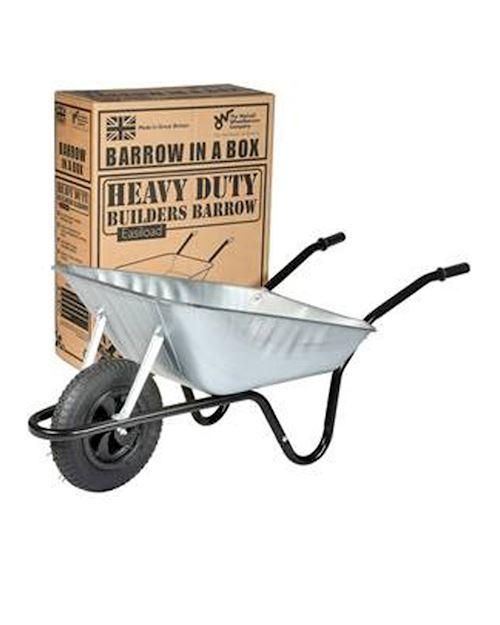 Wheelbarrow - Builders Contractors Boxed *