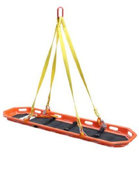 Rescue Basket Stretcher With Lifting Sling - Bridle Harness.