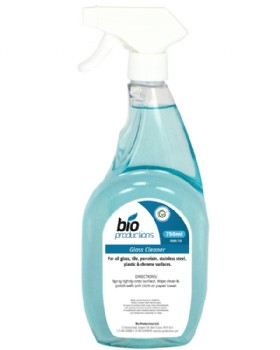 Bio Glass And S/S Cleaner Trigger Spray
