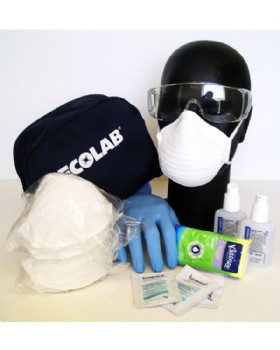 Ebola Virus Kit For Back Office Or Personal Use